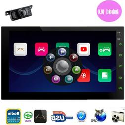 2 Din Android 10.0 Car Stereo GPS Navi Bluetooth with WiFi U
