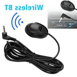 3.5mm Microphone Car Radio Stereo GPS DVD Bluetooth Enabled