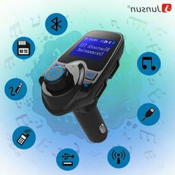 Universal FM Transmitter Wireless Bluetooth MP3 Player Hands