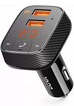 Anker Roav Bluetooth FM Transmitter Wireless Audio Adapter R