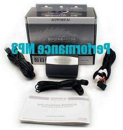 Audiovox Dice AMBR-1503-AVW Audi iPhone iPod Bluetooth Car A