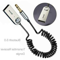 Baseus Wireless Bluetooth 5.0 Receiver Dongle Car AUX 3.5mm
