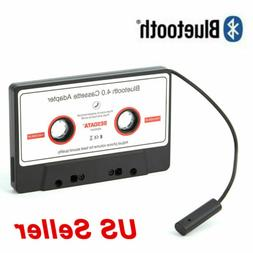 Bluetooth 4.0 Car Audio Cassette Adapter For iPhone Android