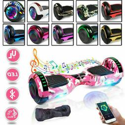 Bluetooth Hoverboard Hover Board Hoverheart UL2272 Scooter W