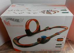 Hot Wheels id Smart Track Kit ~ NEW Build Connect Compete Bl