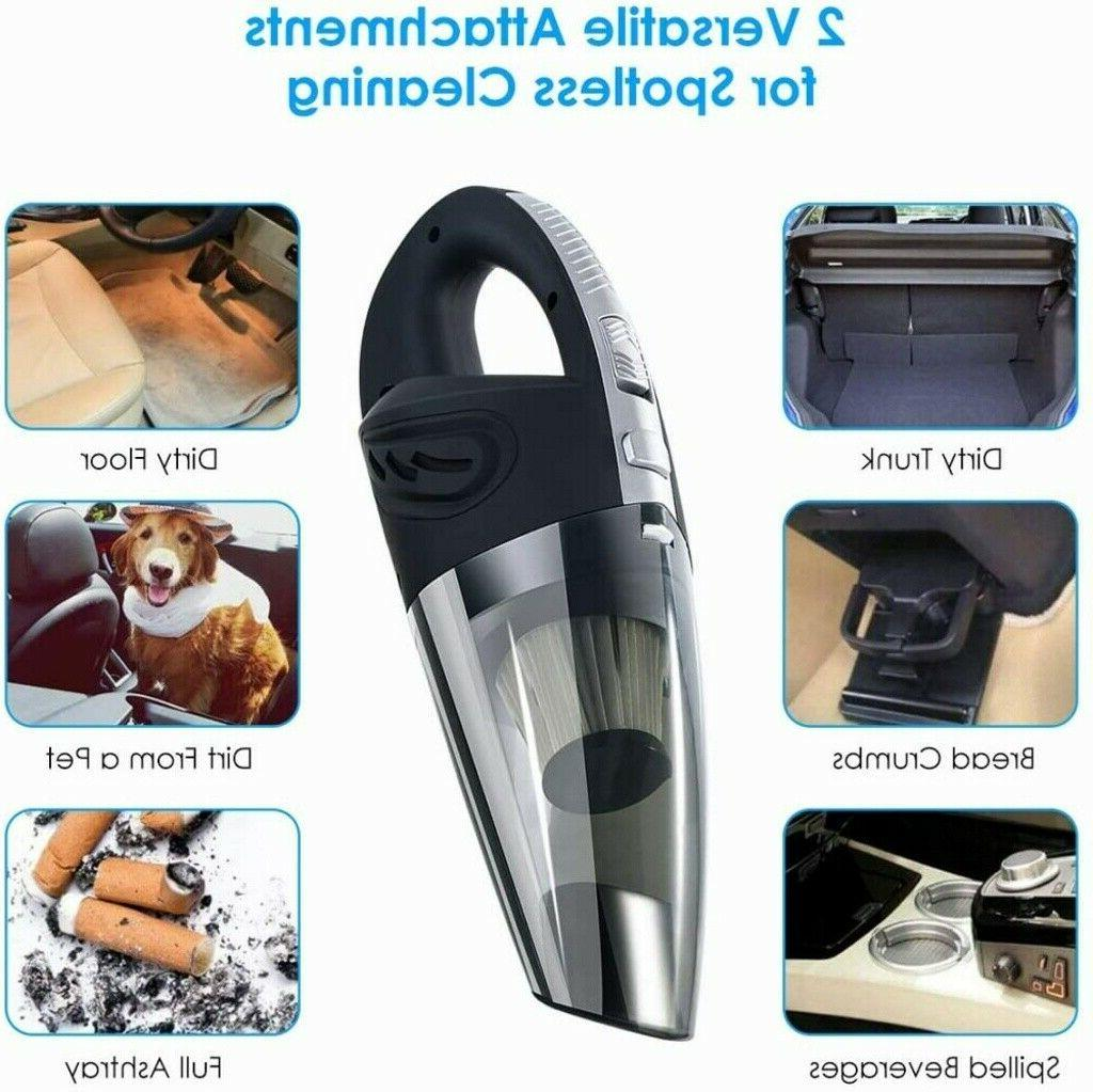 120W Power Cordless & Portable Cleaner