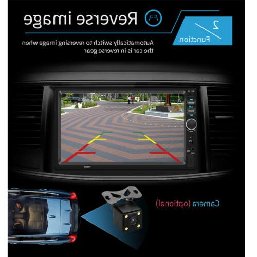 """7"""" Car MP5 Touch With"""