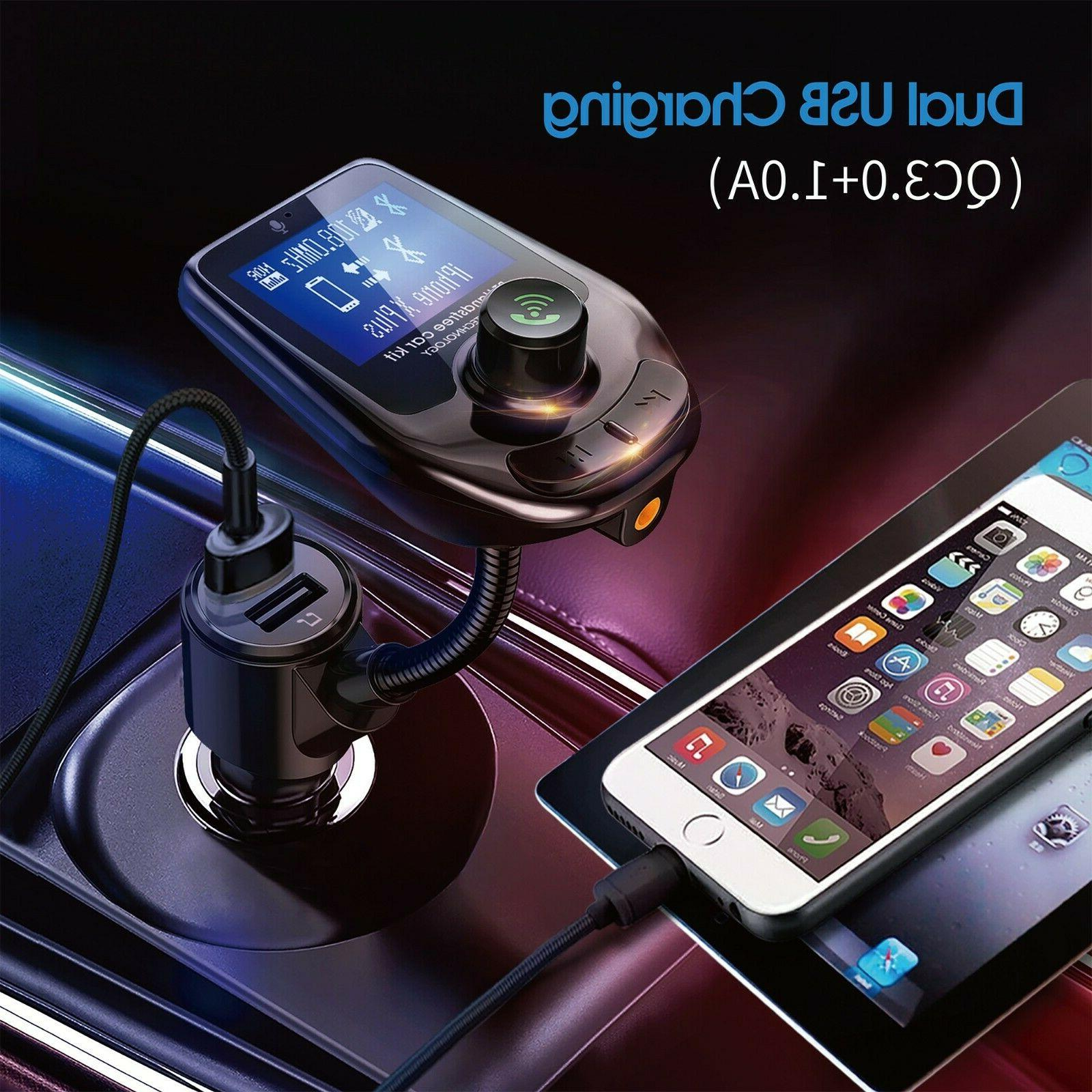 Bluetooth Car MP3 Radio Charger