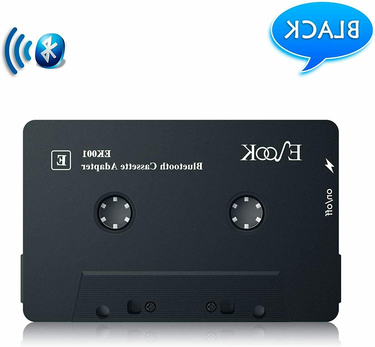 Car Audio Receiver with Bluetooth 5.0 Cassette Receiver Tape