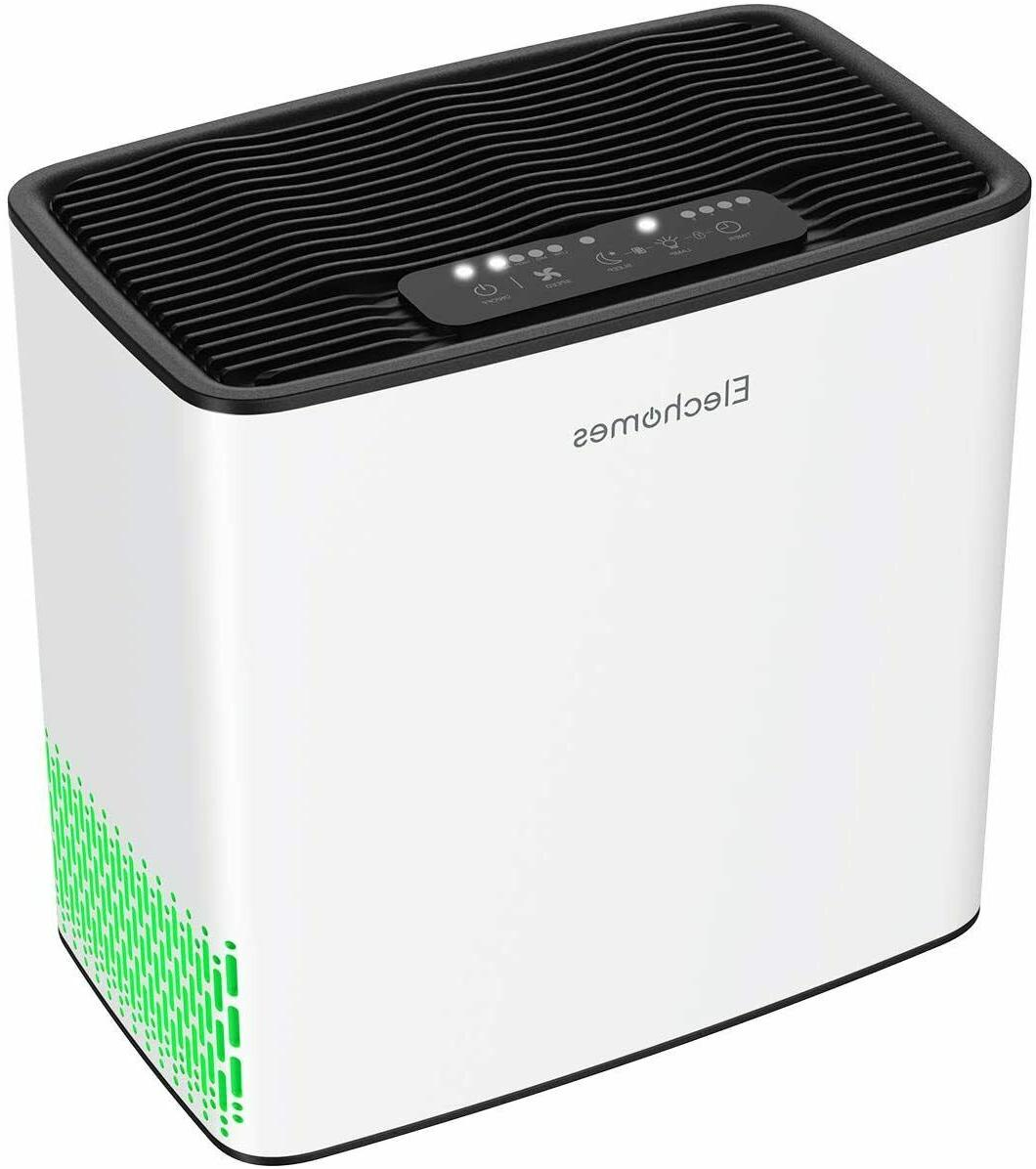 elechomes p1801 air purifier for home bedroom