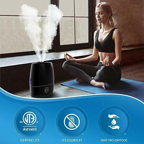 Everlasting Humidifier with Tray