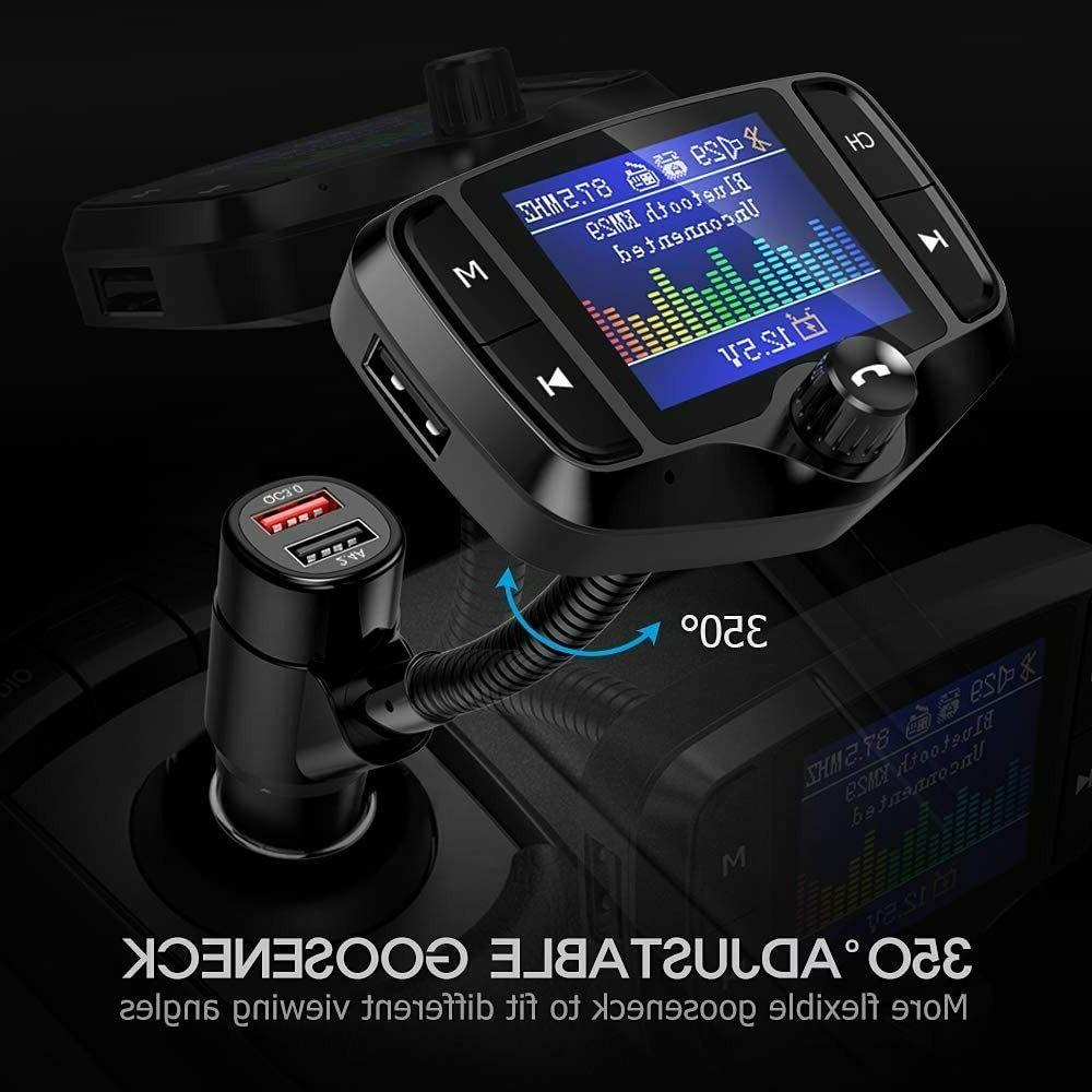 """Nulaxy Car Transmitter, 1.8"""" Color"""