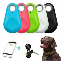 Mini Anti-Lost Pet Bluetooth Locator Tracer For Pet Dog Cat