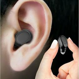 mini bluetooth earbud smallest wireless invisible headphone