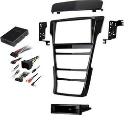 METRA Vehicle Mount for Radio - Gloss Black