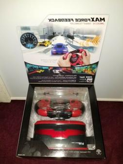 VR Real Feel Virtual Reality Car Racing Gaming System with B